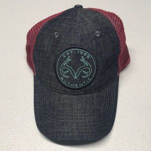 🆕 REALTREE Ladies Fit Baseball Hat Hunting